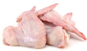 Домашнее куриное крыло