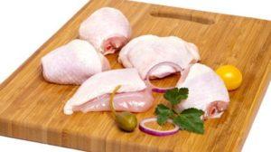 Куриный набор для чахохбили и шашлыка